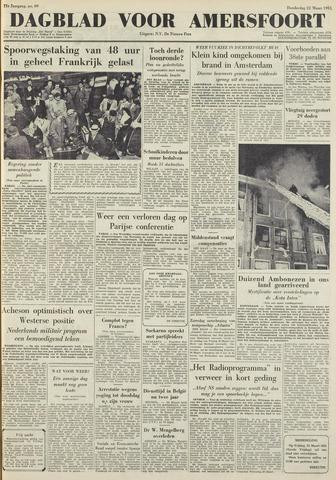 Dagblad voor Amersfoort 1951-03-22
