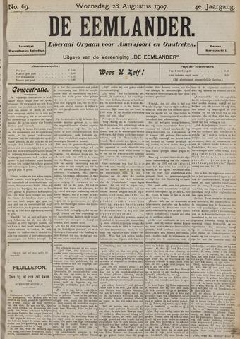 De Eemlander 1907-08-28