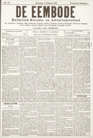 De Eembode 1901-02-09