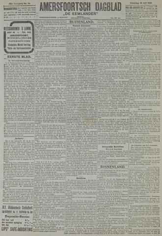 Amersfoortsch Dagblad / De Eemlander 1921-07-16