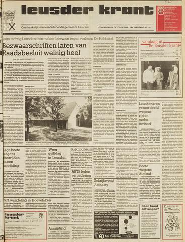 Leusder Krant 1986-10-16