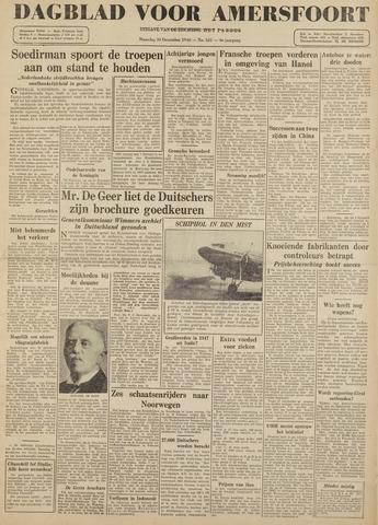 Dagblad voor Amersfoort 1946-12-30