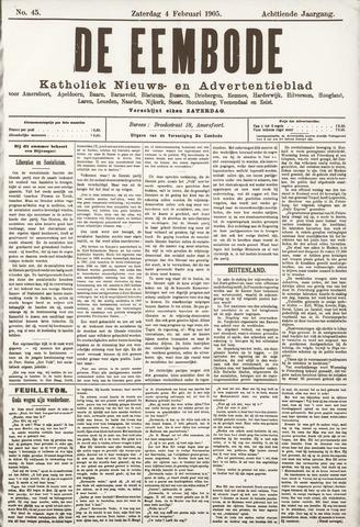 De Eembode 1905-02-04
