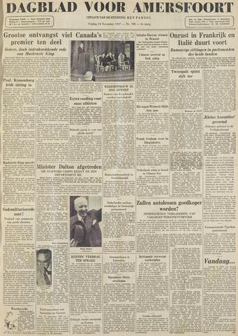 Dagblad voor Amersfoort 1947-11-14