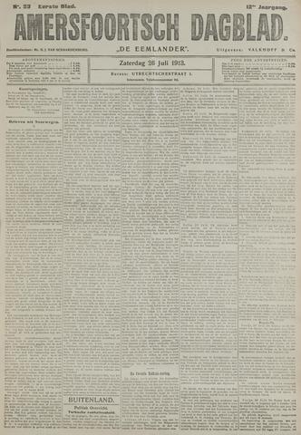 Amersfoortsch Dagblad / De Eemlander 1913-07-26