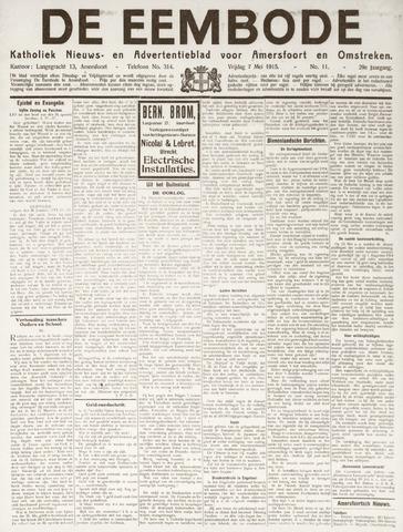De Eembode 1915-05-07