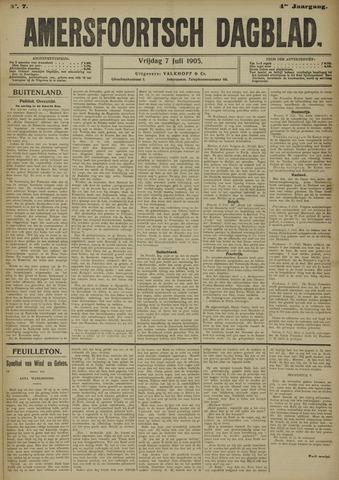 Amersfoortsch Dagblad 1905-07-07
