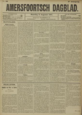 Amersfoortsch Dagblad 1905-08-14
