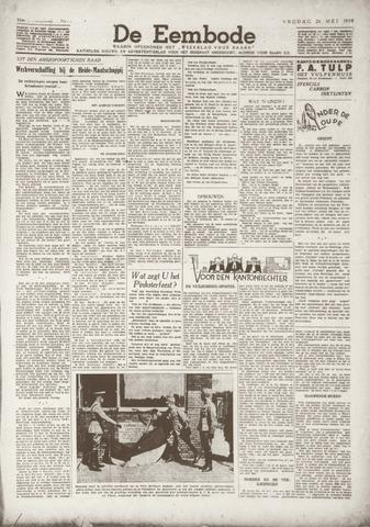 De Eembode 1939-05-26