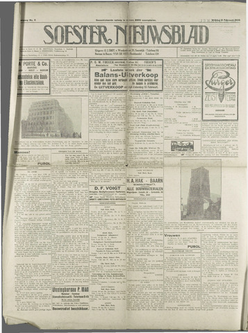 Soester Courant 1926-02-05