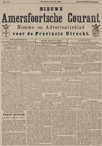 Nieuwe Amersfoortsche Courant 1904-07-20