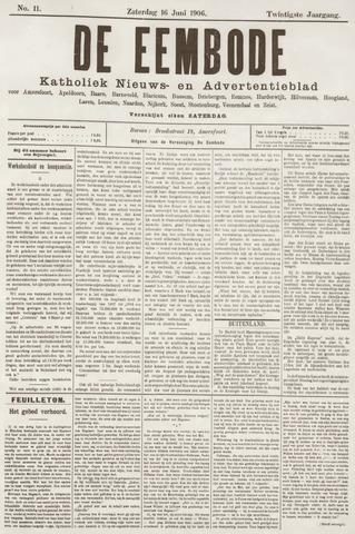 De Eembode 1906-06-16
