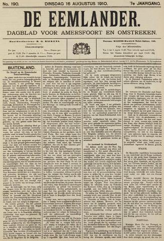 De Eemlander 1910-08-16