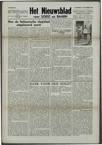 Soester Courant 1943-10-09