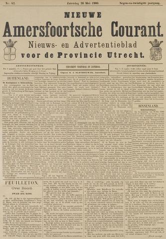 Nieuwe Amersfoortsche Courant 1900-05-26