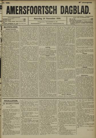 Amersfoortsch Dagblad 1909-11-29