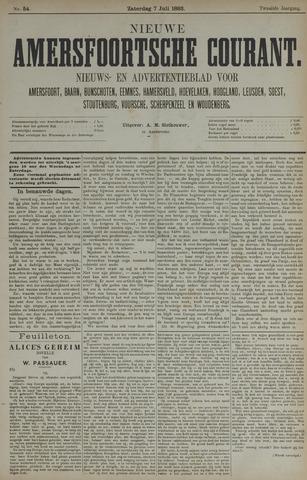 Nieuwe Amersfoortsche Courant 1883-07-07