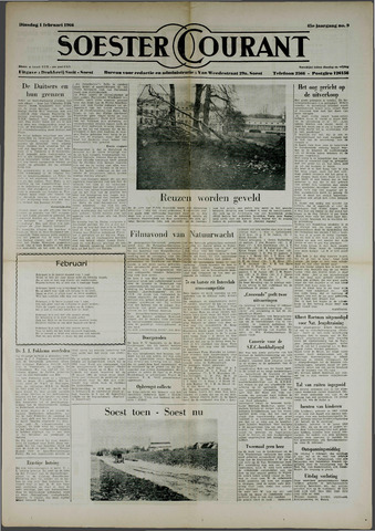 Soester Courant 1966-02-01