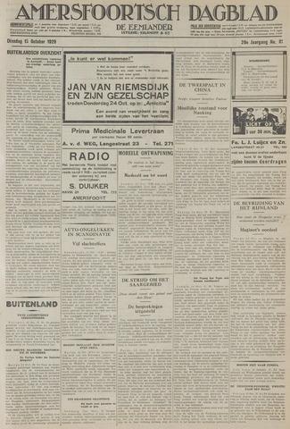 Amersfoortsch Dagblad / De Eemlander 1929-10-15