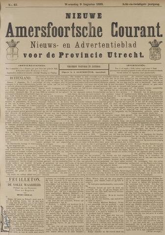 Nieuwe Amersfoortsche Courant 1899-08-09