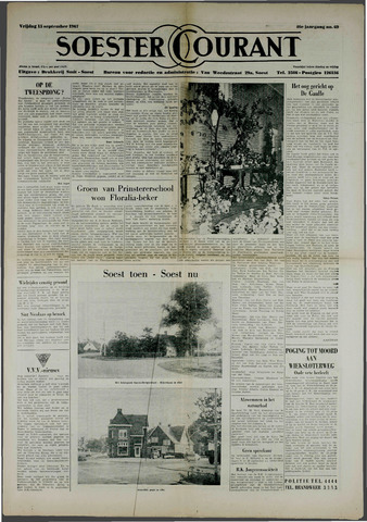 Soester Courant 1967-09-15