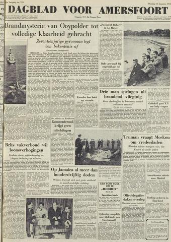 Dagblad voor Amersfoort 1951-08-21