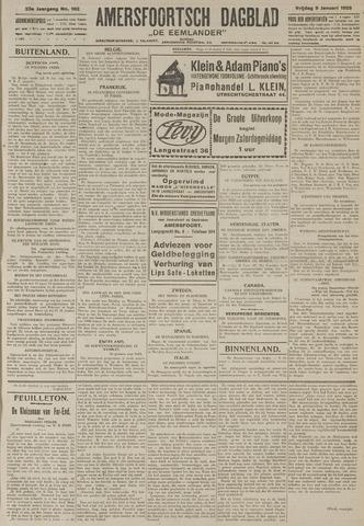 Amersfoortsch Dagblad / De Eemlander 1925-01-09