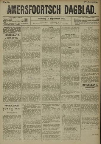 Amersfoortsch Dagblad 1909-09-21