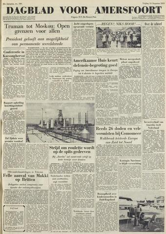 Dagblad voor Amersfoort 1951-08-10