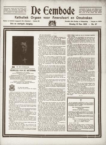 De Eembode 1929-11-19