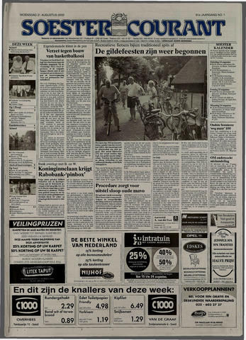 Soester Courant 2002-08-21
