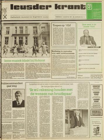 Leusder Krant 1990-08-01