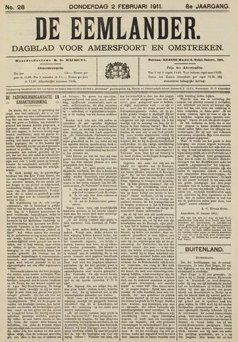 De Eemlander 1911-02-02