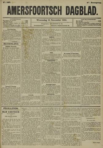 Amersfoortsch Dagblad 1904-11-16