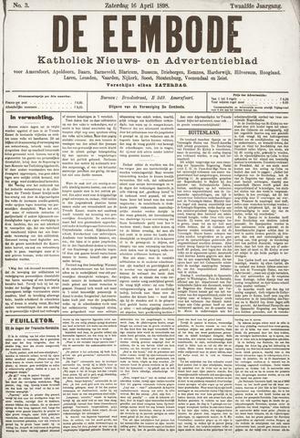 De Eembode 1898-04-16