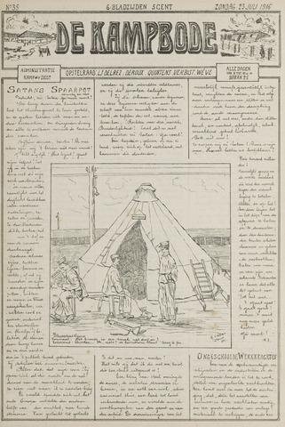 De Kampbode 1916-07-23