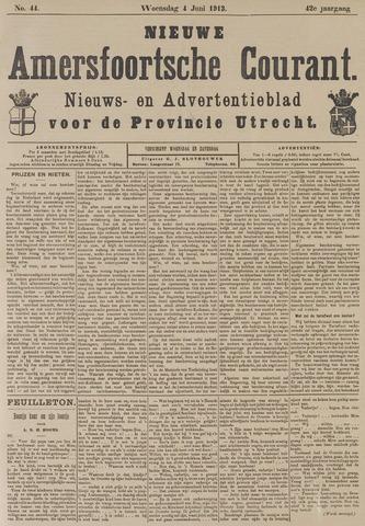 Nieuwe Amersfoortsche Courant 1913-06-04