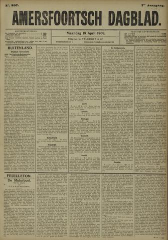 Amersfoortsch Dagblad 1909-04-19