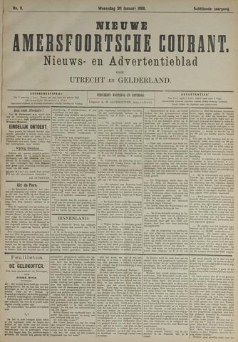 Nieuwe Amersfoortsche Courant 1889-01-30