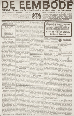 De Eembode 1917-03-23