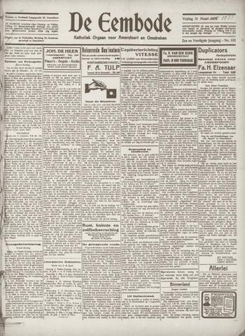 De Eembode 1933-03-31