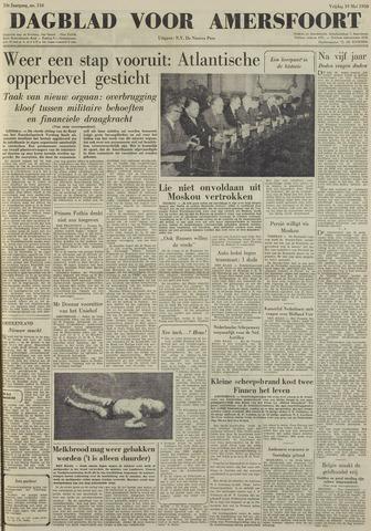 Dagblad voor Amersfoort 1950-05-19