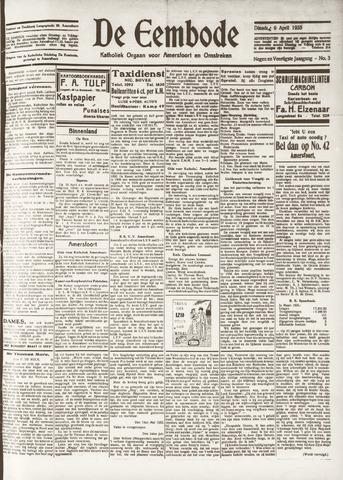 De Eembode 1935-04-09