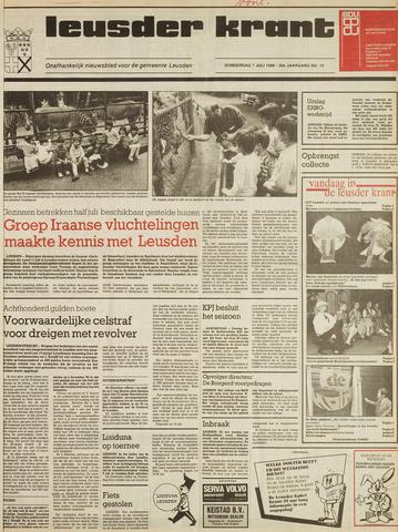 Leusder Krant 1988-07-07