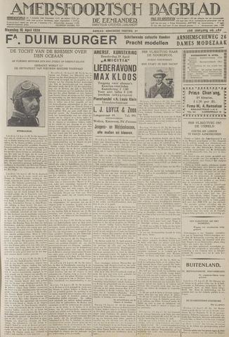 Amersfoortsch Dagblad / De Eemlander 1928-04-16