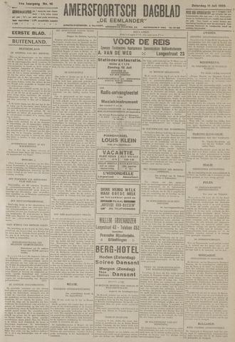 Amersfoortsch Dagblad / De Eemlander 1925-07-11