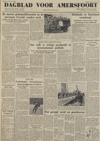 Dagblad voor Amersfoort 1949-02-05