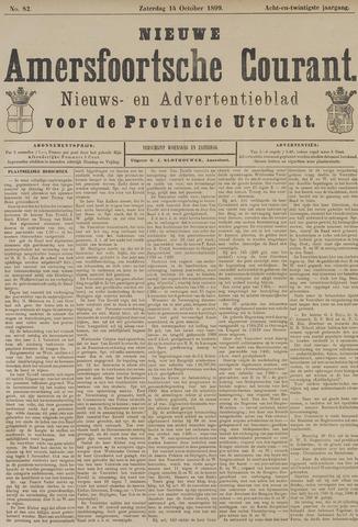 Nieuwe Amersfoortsche Courant 1899-10-14