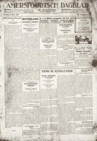 Amersfoortsch Dagblad / De Eemlander 1930-03-18