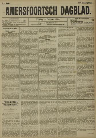 Amersfoortsch Dagblad 1904-02-12
